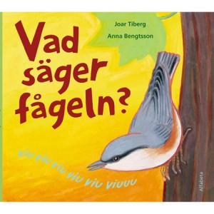 En av Anna Bengtssons böcker