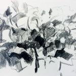 Blyertsteckning, Gunnar Lundkvist