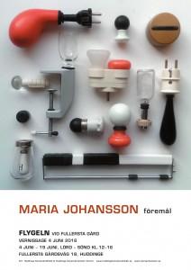 Maria Johansson Föremål